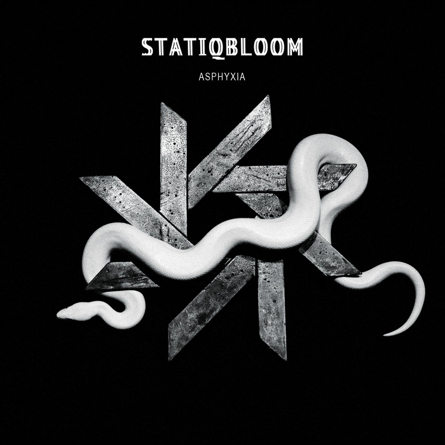 Statiqbloom - Asphyxia - CD