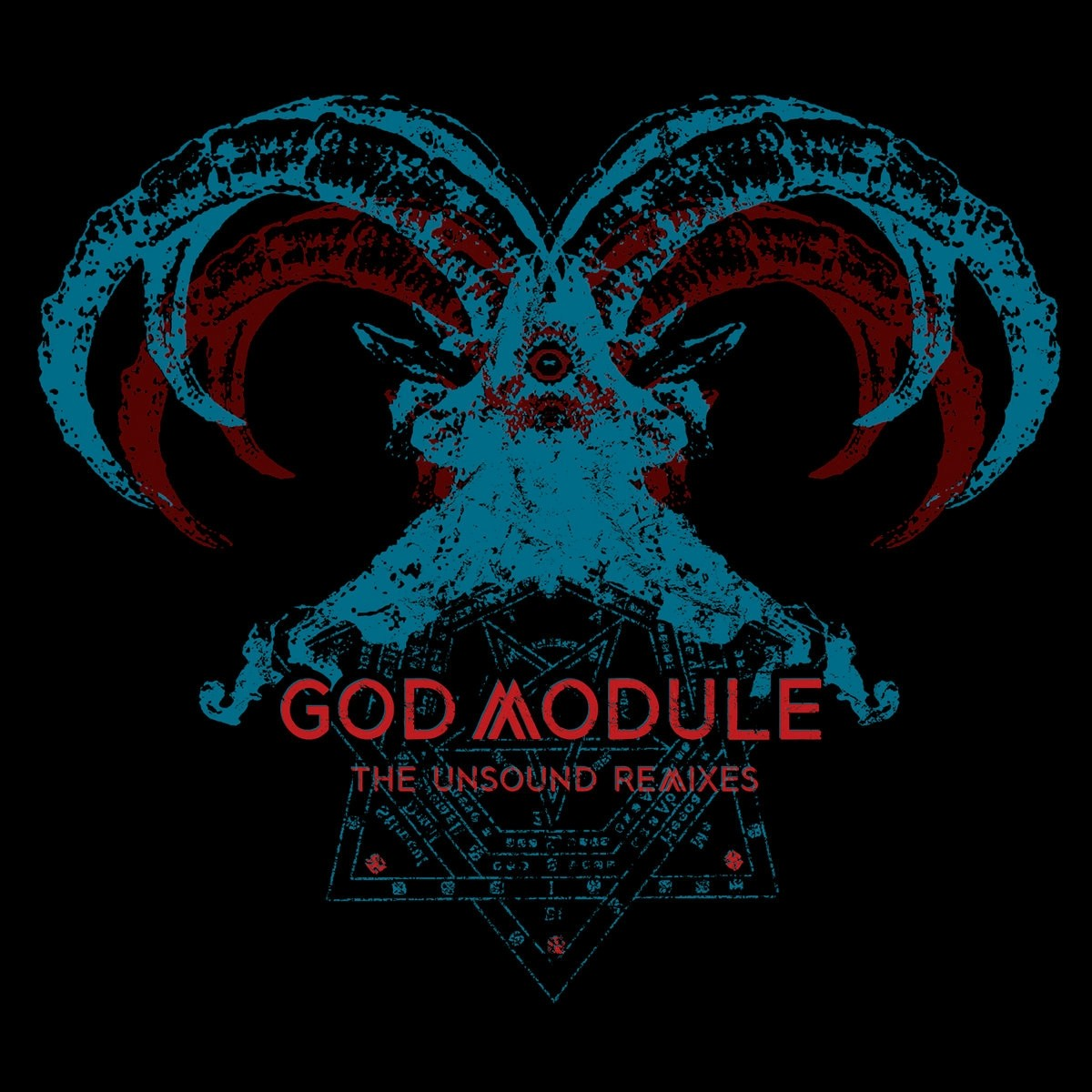 God Module - The Unsound Remixes - CD