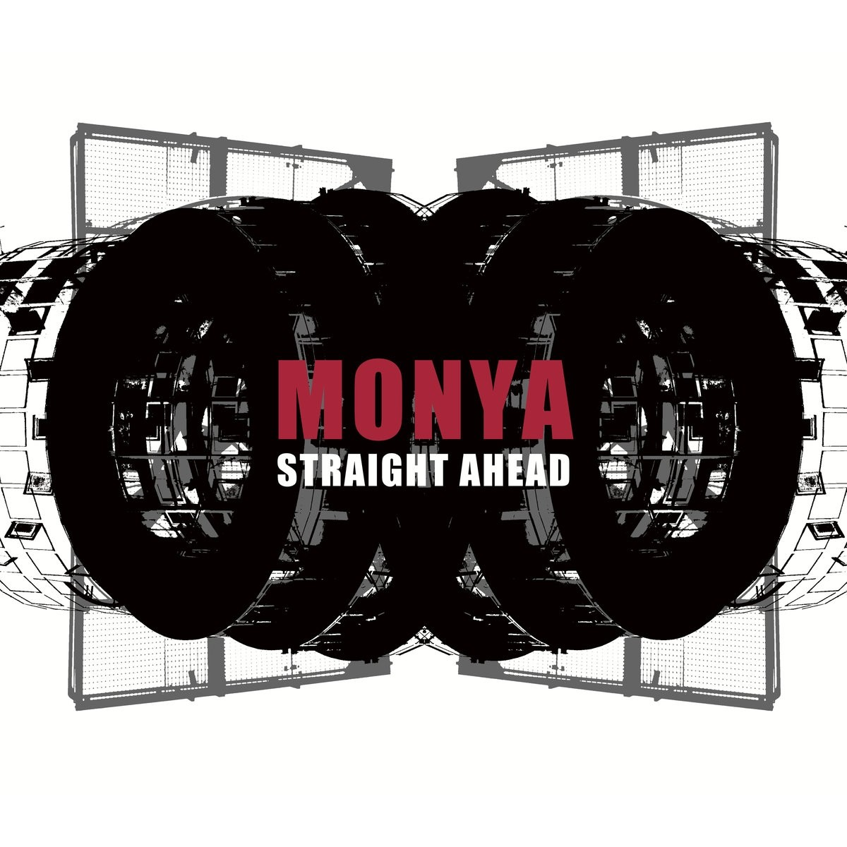 Monya - Straight ahead - CD