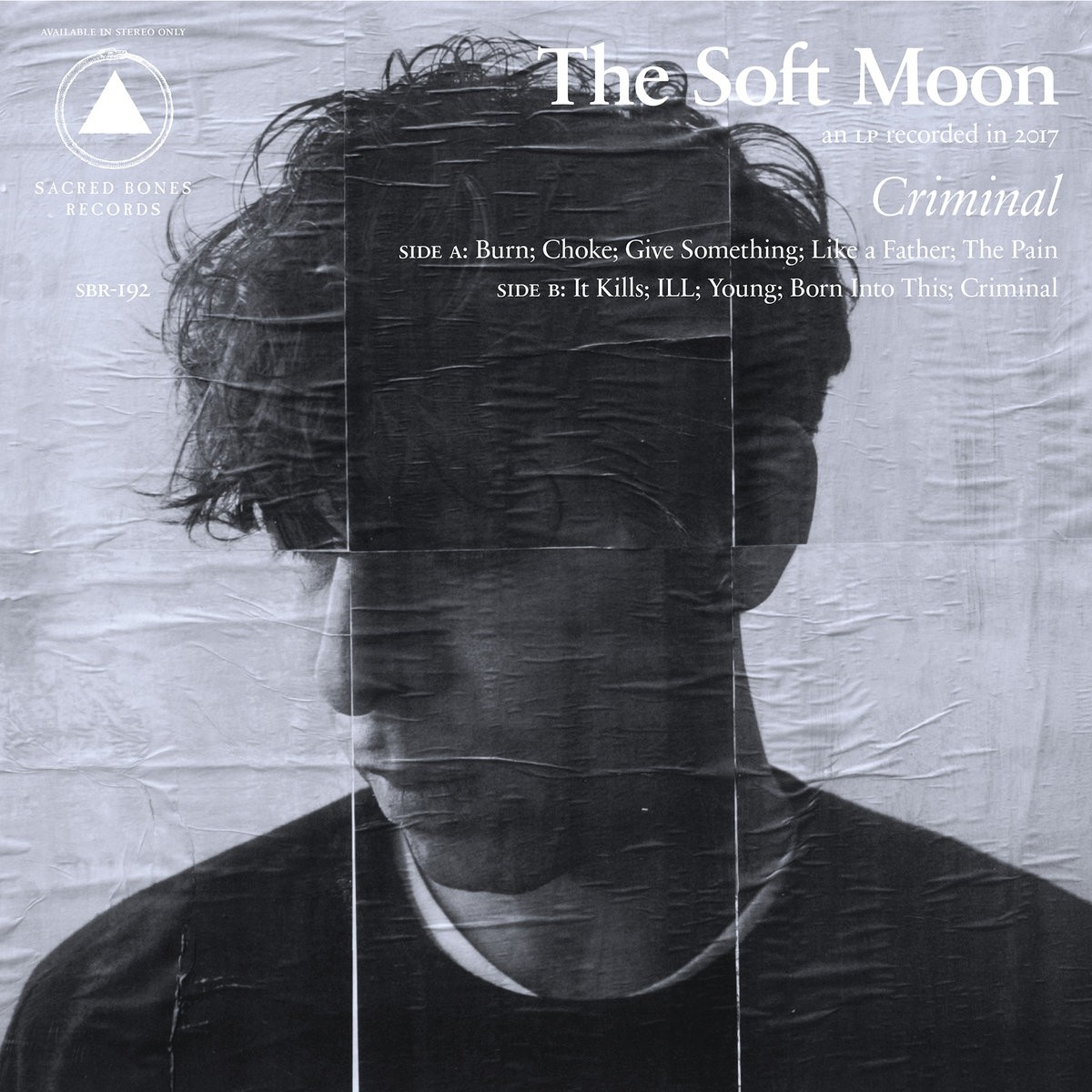 The Soft Moon - Criminal - CD