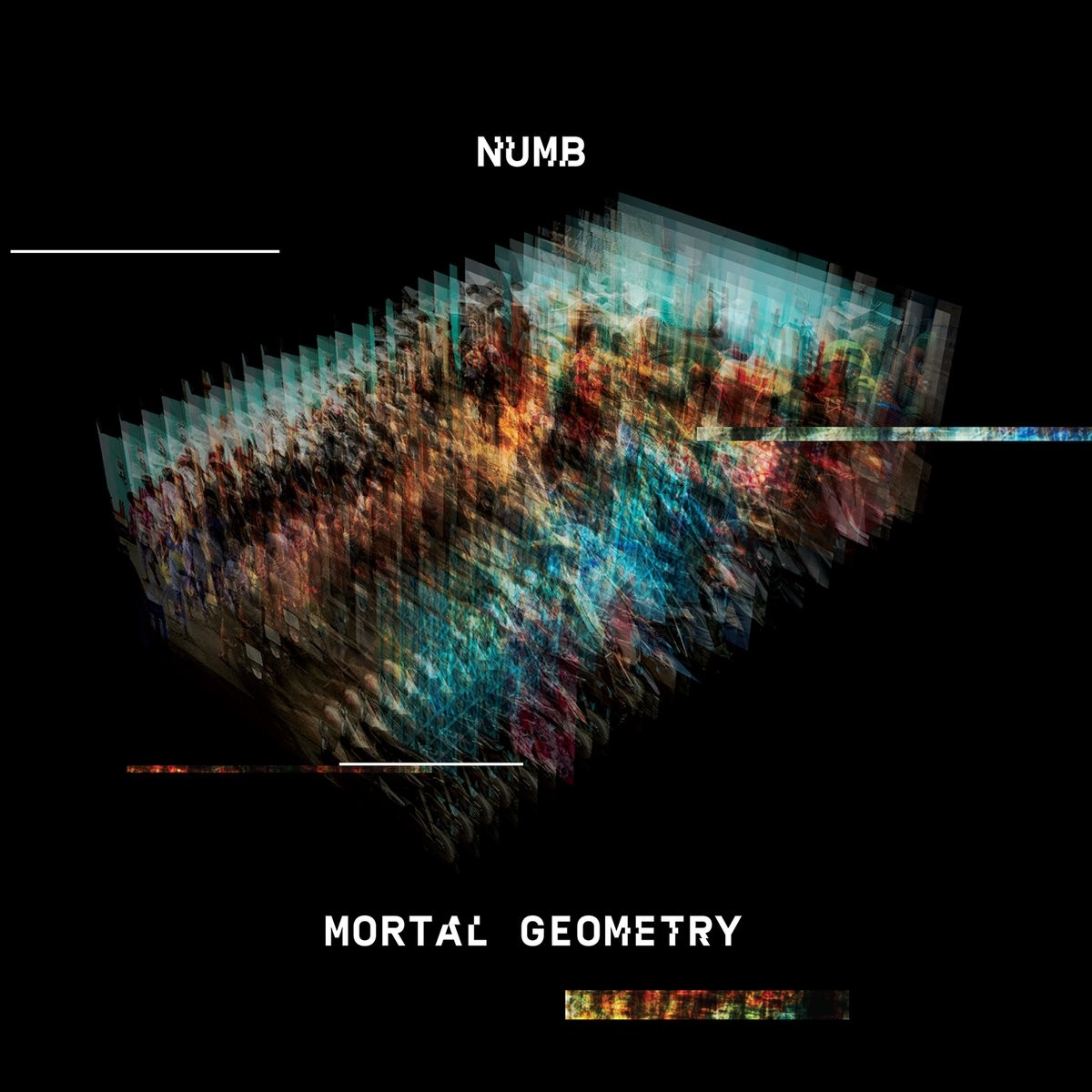 Numb - Mortal Geometry (Limited Edition) - LP