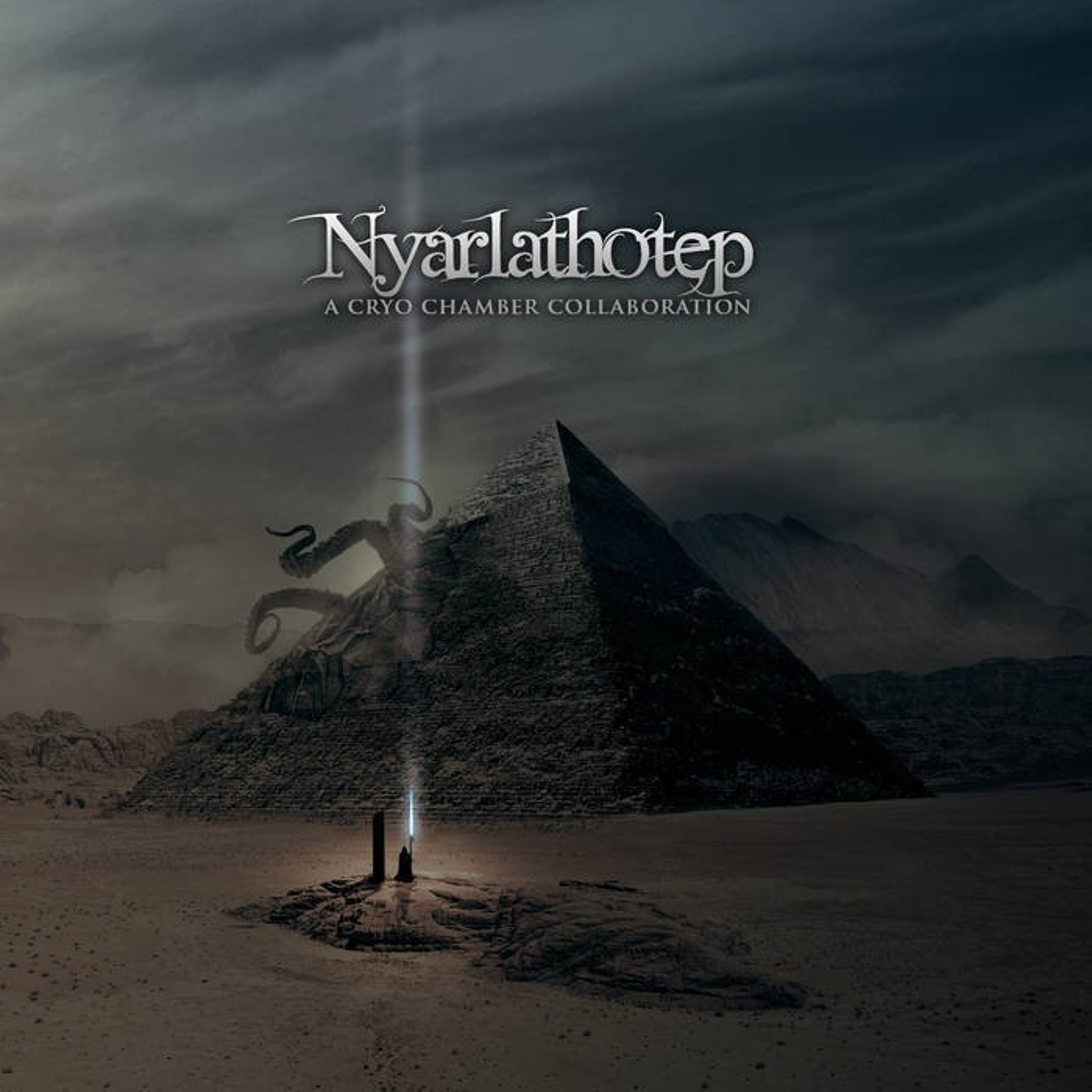 V.A. - Nyarlathotep - 3CD