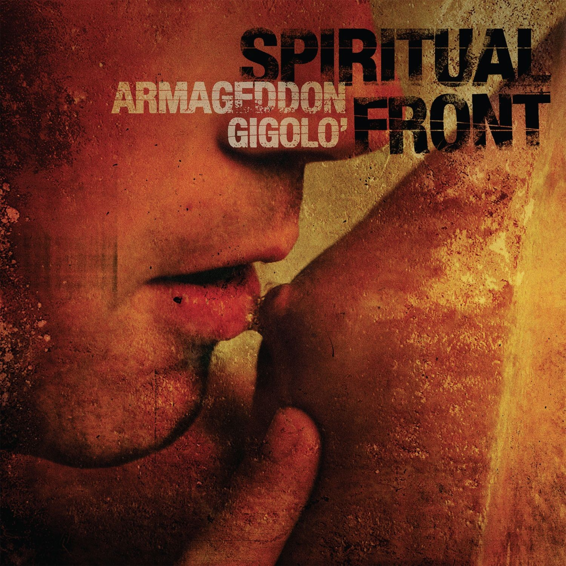 Spiritual Front - Armageddon Gigolo (Limited Edition) - 2CD Book