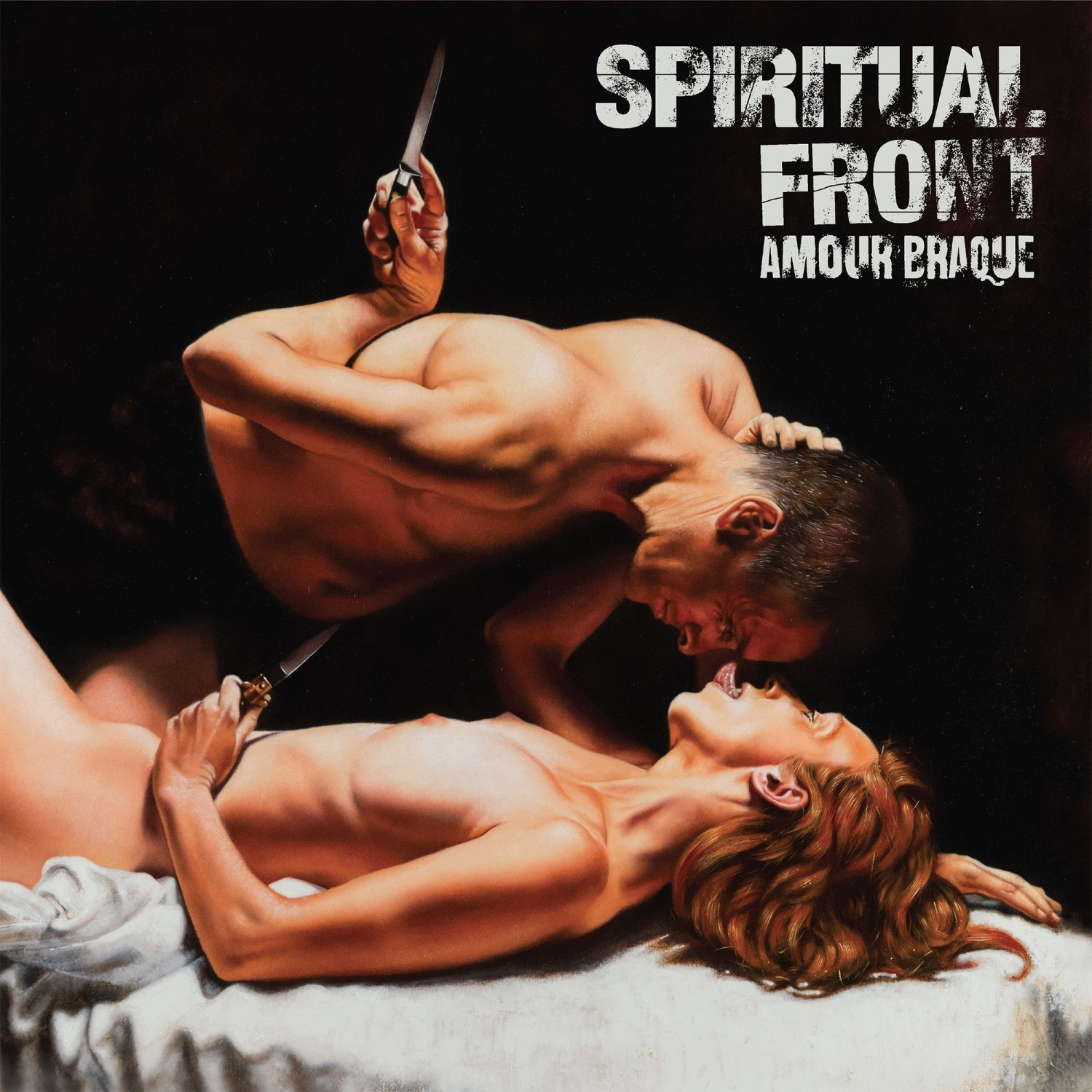 Spiritual Front - Amour Braque (Limited Edition) - 2CD Book