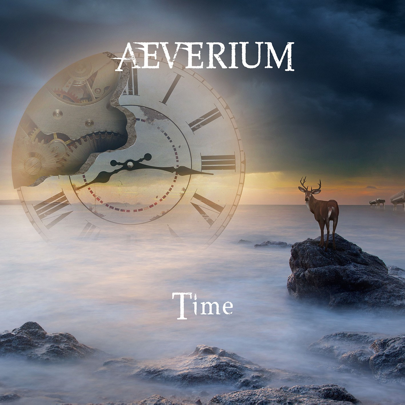 Aeverium - Time - CD