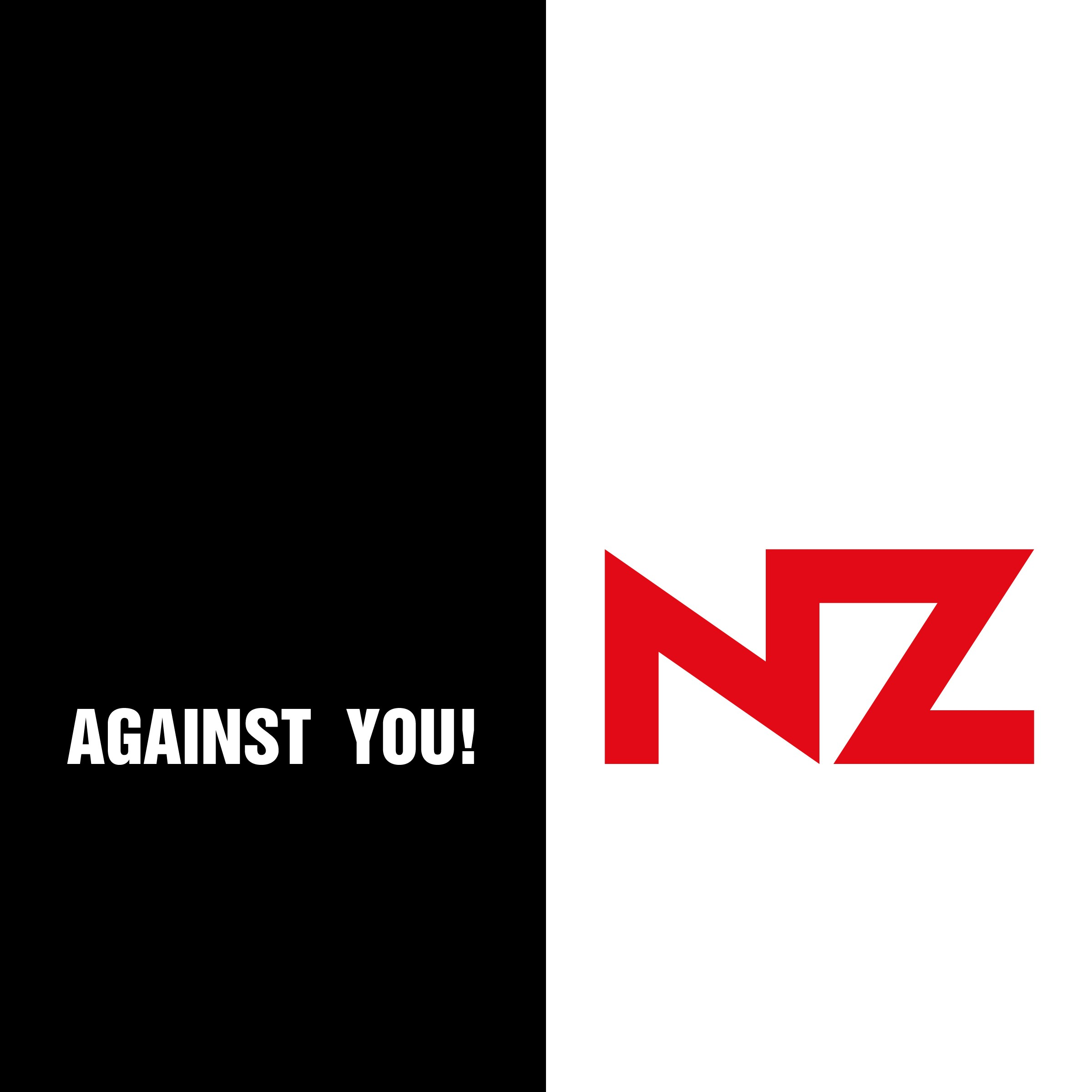 NZ - Against You! - CD