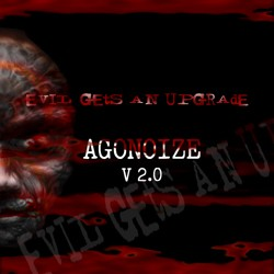 Agonoize - Evil gets an upgrade - CD
