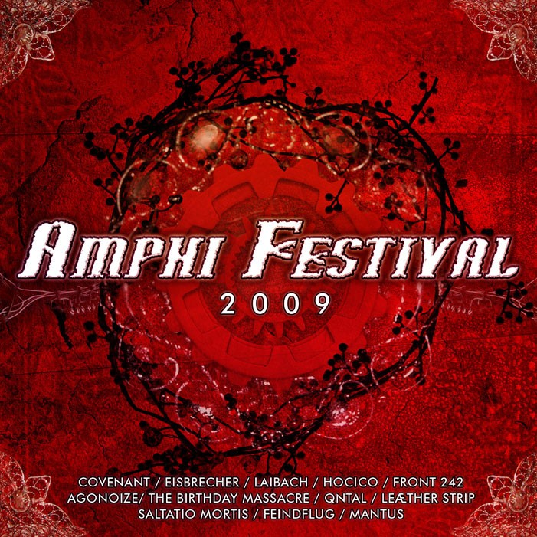 Amphi Festival 2009 - Official Festival Compilation