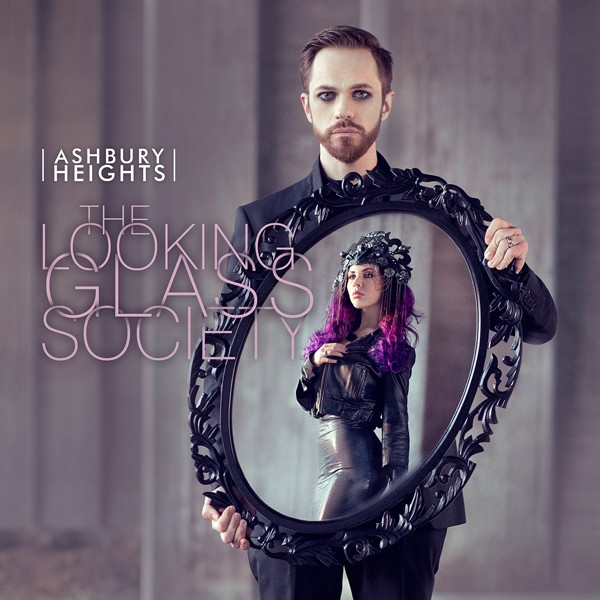 Ashbury Heights - The Looking Glass Society - CD
