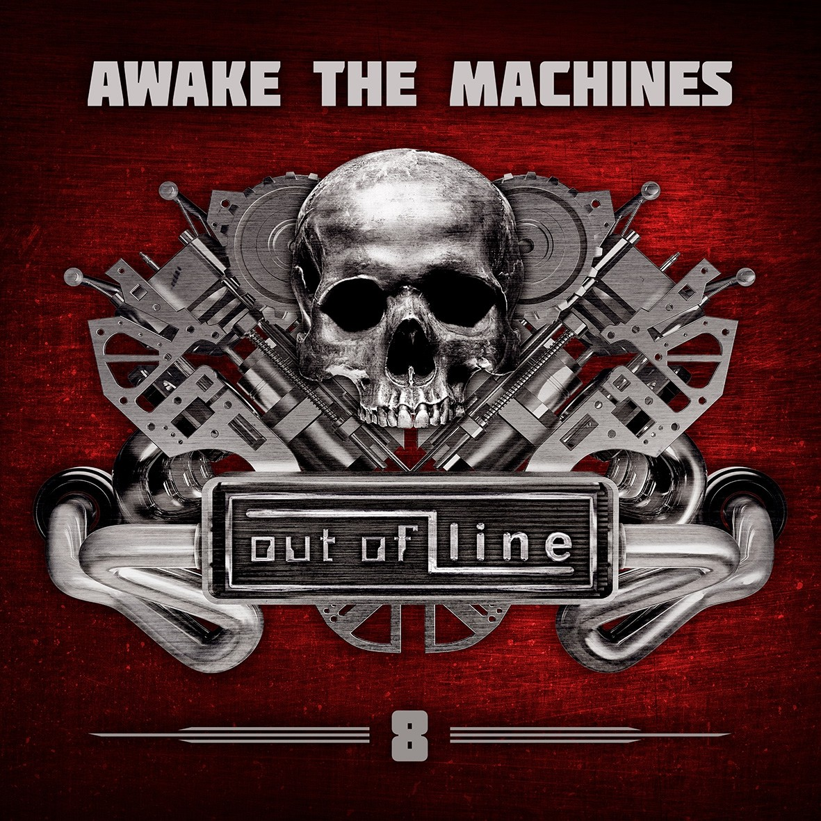 V.A. - Awake The Machines Vol. 8 - 3CD