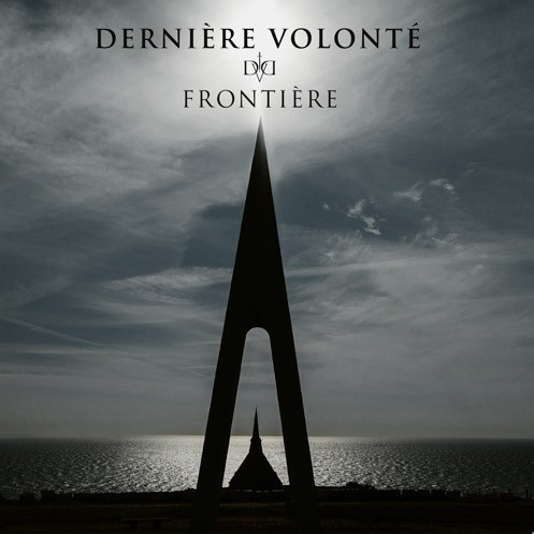 Derniere Volonte - Frontiere (Limited Black Vinyl) - 2LP