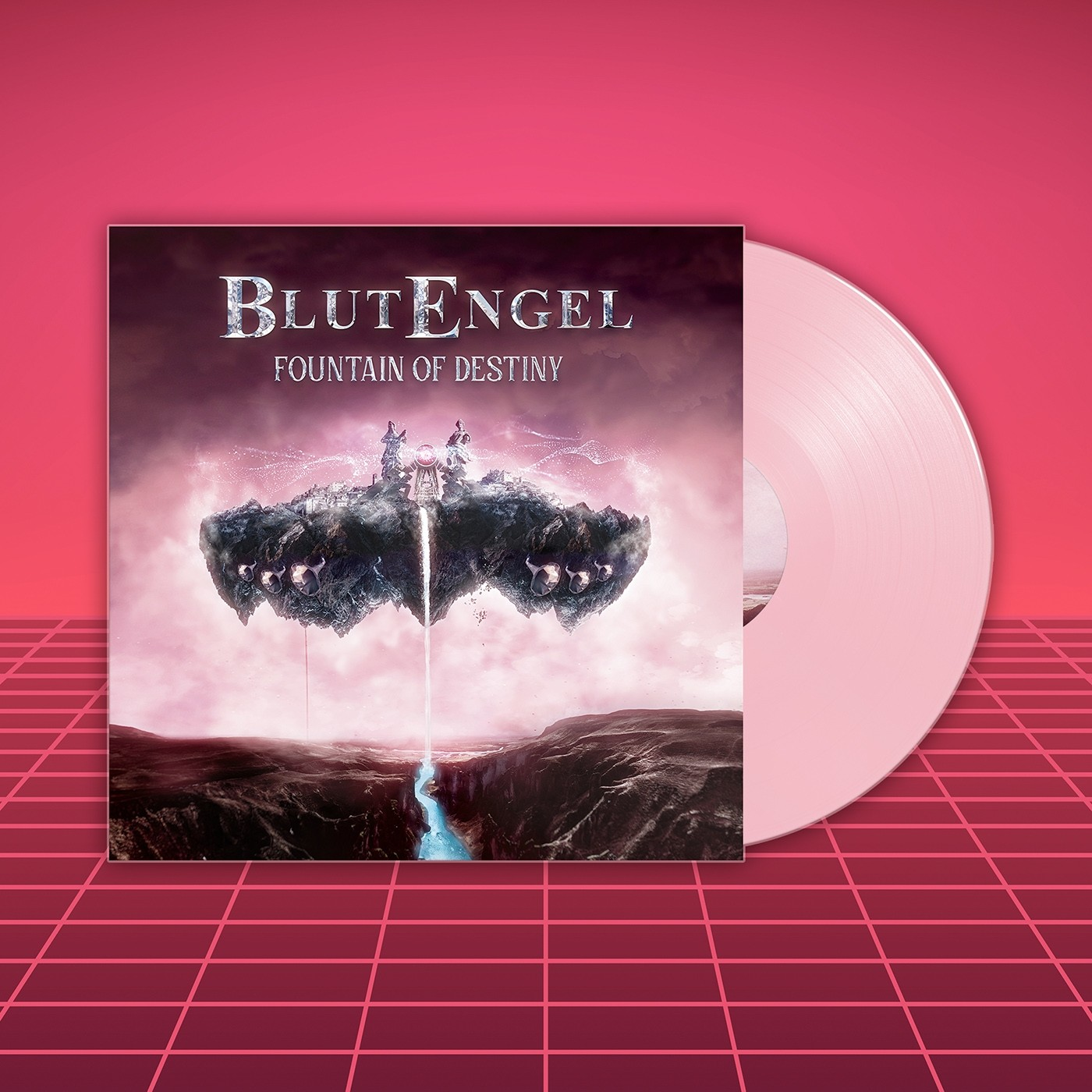 Blutengel - Fountain Of Destiny (Limited Colored Vinyl) - LP