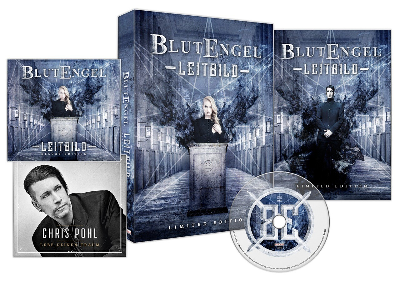 Blutengel - Leitbild - Limited Box Set