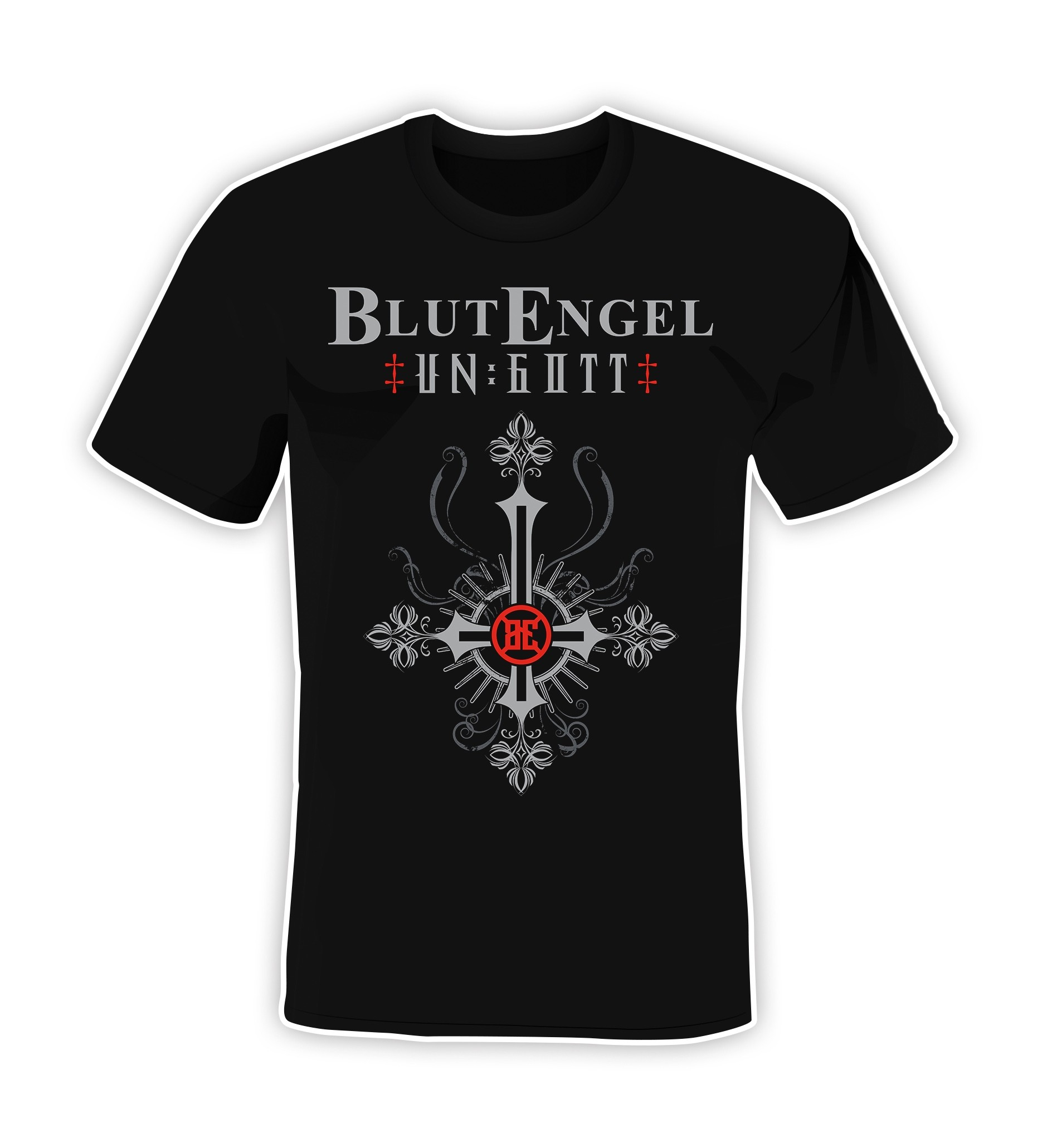 Blutengel - Inverted Cross - T-Shirt