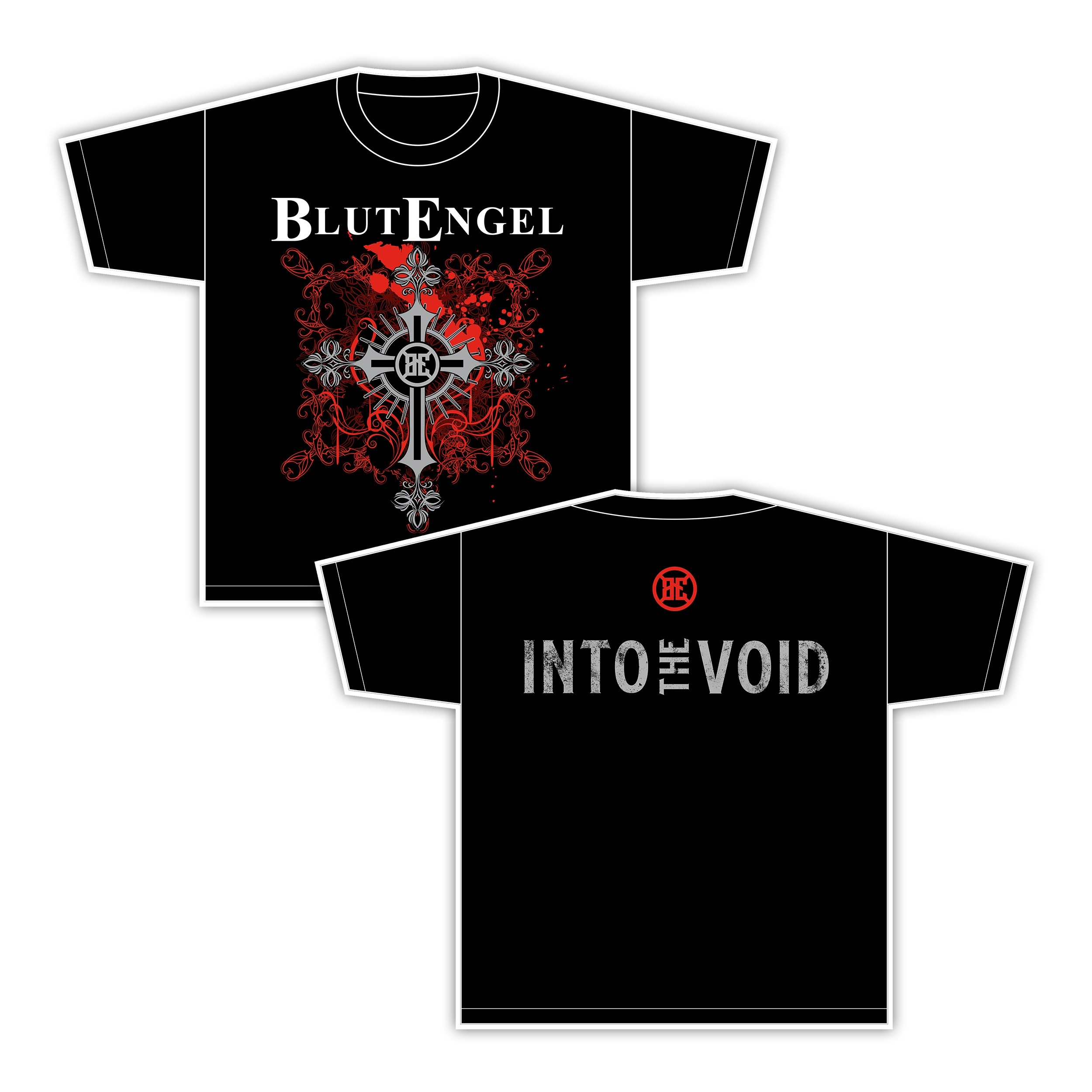 Blutengel - Into The Void - T-Shirt