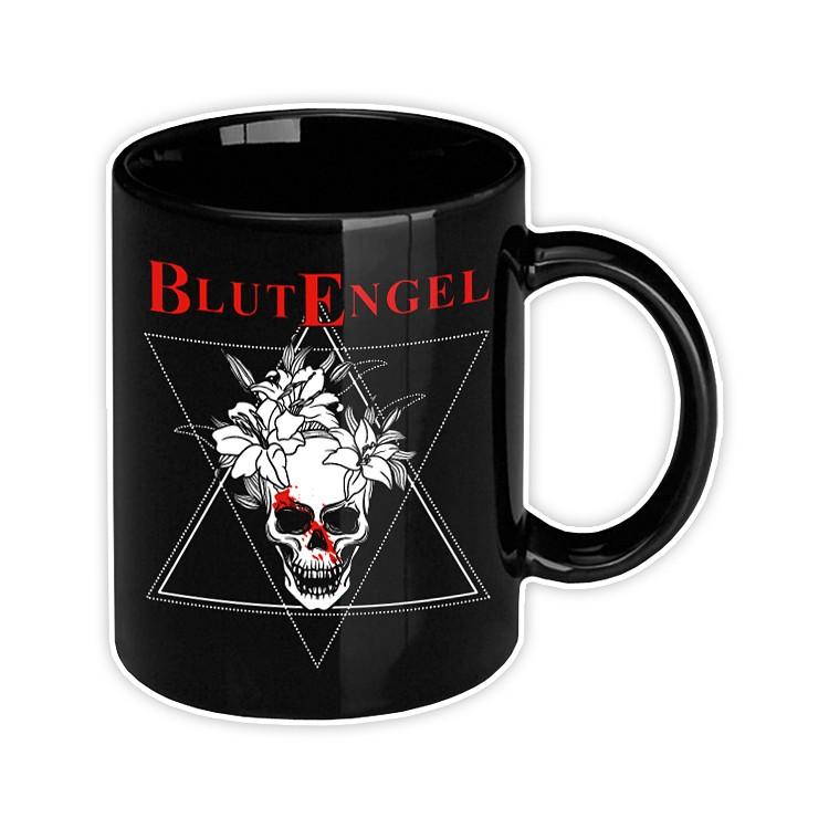 Blutengel - Black is my life - Tasse