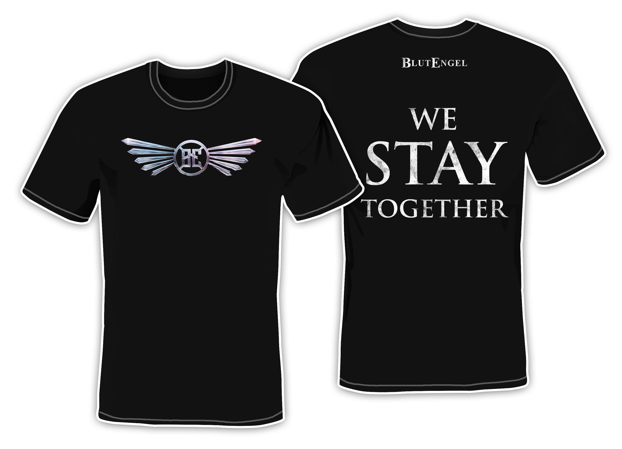 Blutengel - We Stay Together - T-Shirt
