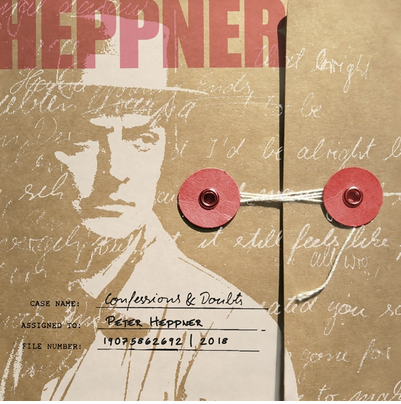 Peter Heppner - Confessions & Doubts - CD