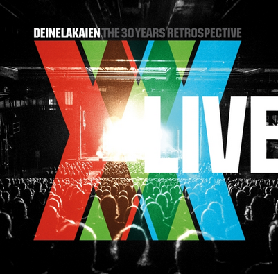 Deine Lakaien - The 30 Years Retrospective Live - 2CD+DVD