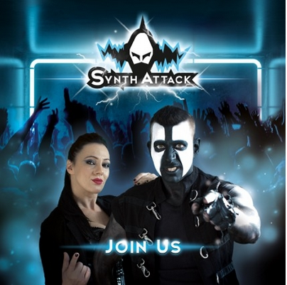 Synthattack - Join Us - CD