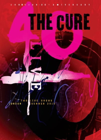 The Cure - Curaetion 25-Anniversary - 2DVD