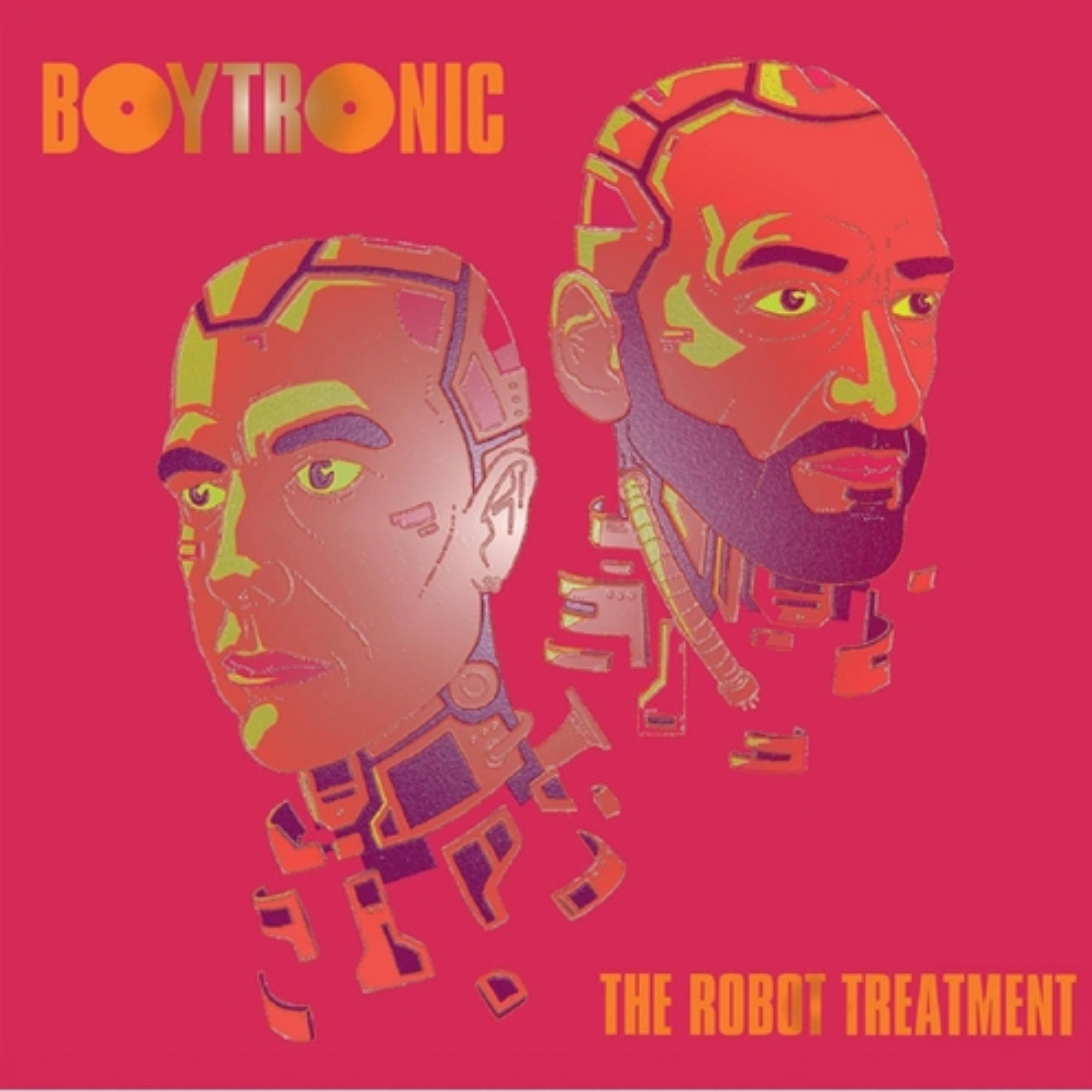 Boytronic - The Robot Treatment - CD