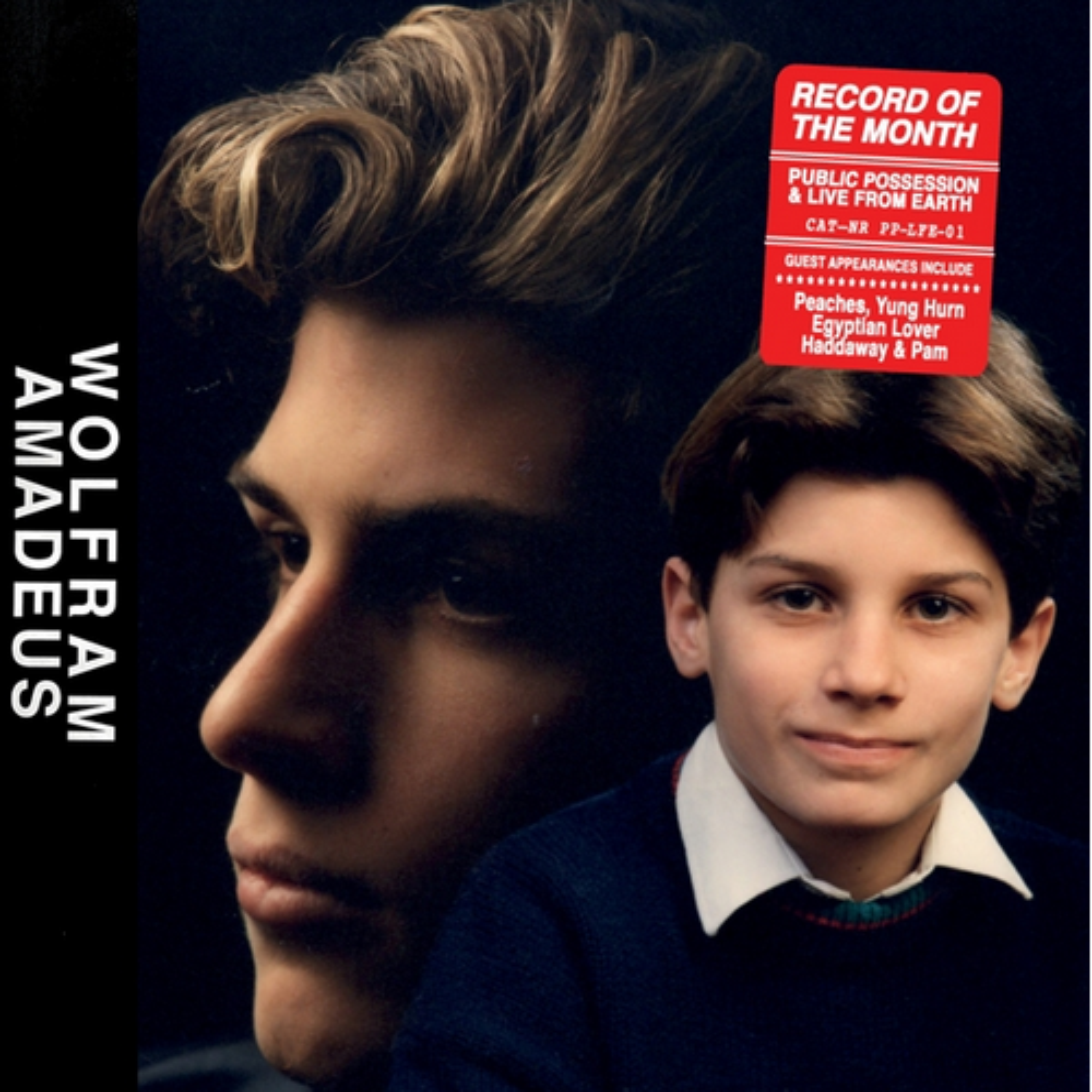 Wolfram - Amadeus - CD