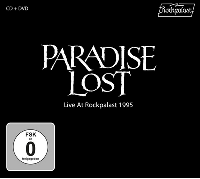 Paradise Lost - Live At Rockpalast 1995 - CD+DVD