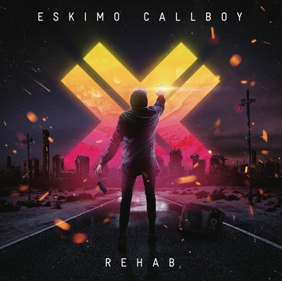 Eskimo Callboy - Rehab - DigiPak CD