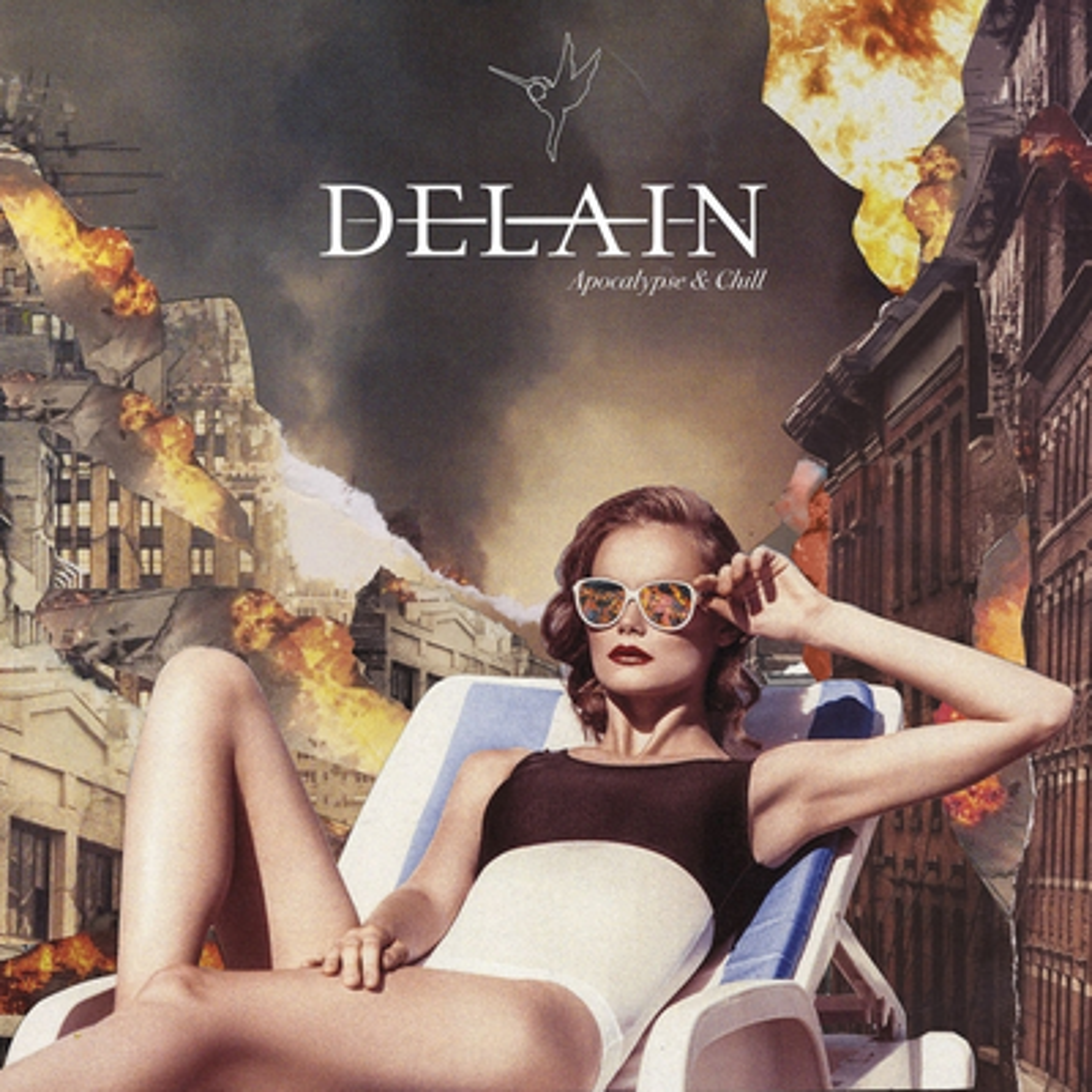 Delain - Apocalypse & Chill - CD
