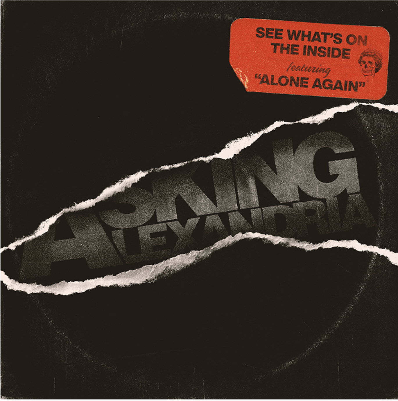 Asking Alexandria - See What's On The Inside - CD