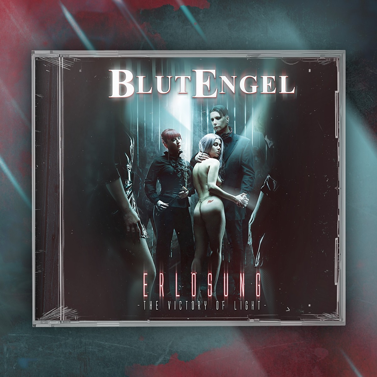 Blutengel - Erlösung - The Victory Of Light - CD