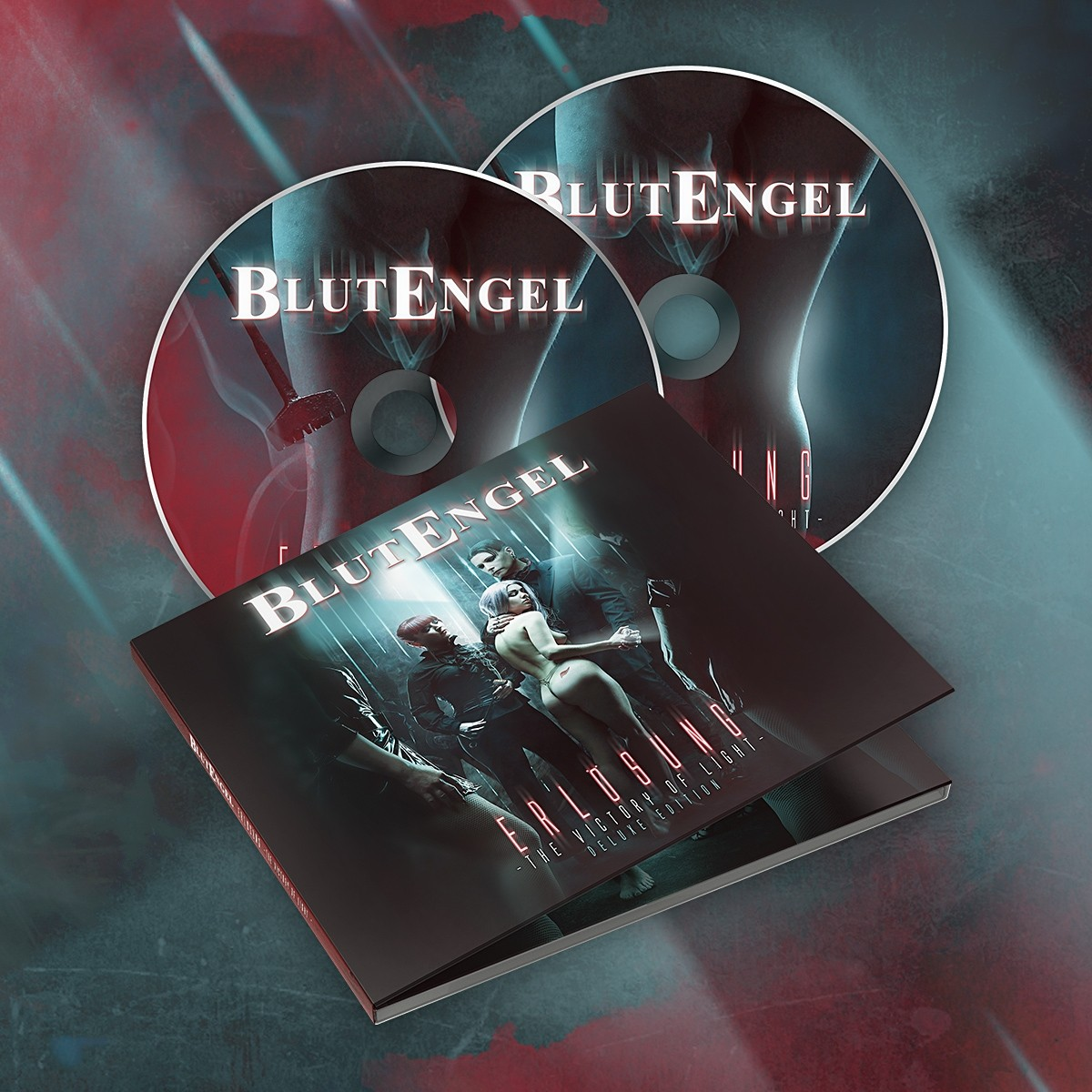 Blutengel - Erlösung - The Victory Of Light (Deluxe Edition) - 2CD