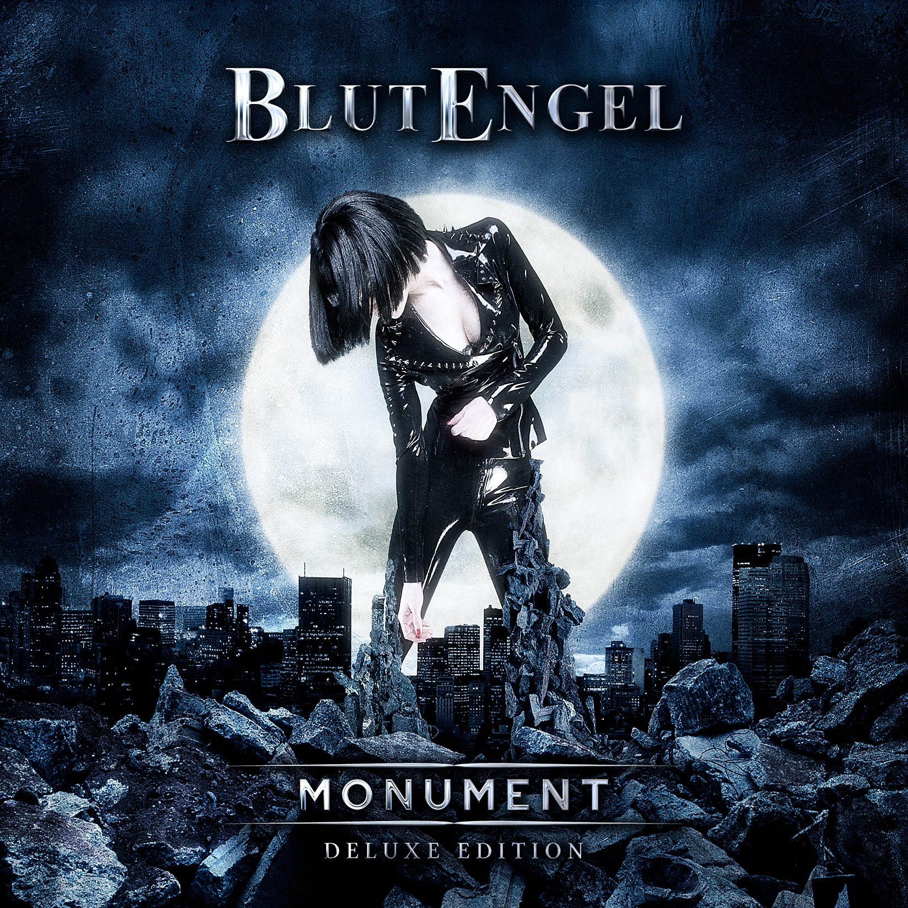 Blutengel - Monument - 2CD - DigiPak 2CD (B-Ware!)