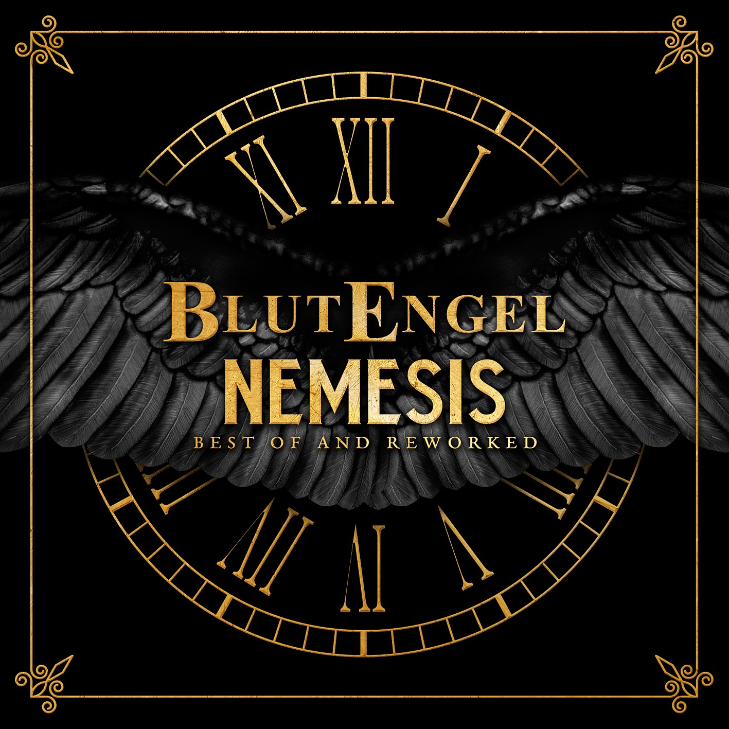Blutengel - Nemesis: The Best Of & Reworked - CD