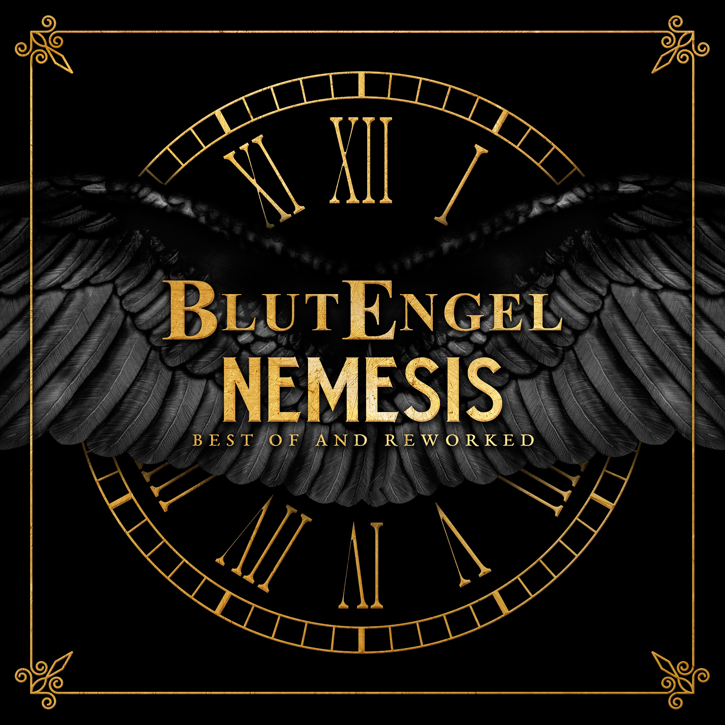 Blutengel - Nemesis: The Best Of & Reworked - 2CD - Deluxe Edition