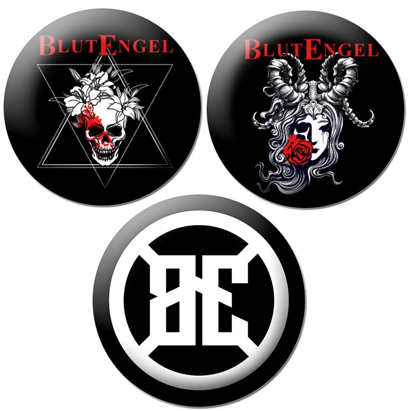 Blutengel - 2017 - Button Set