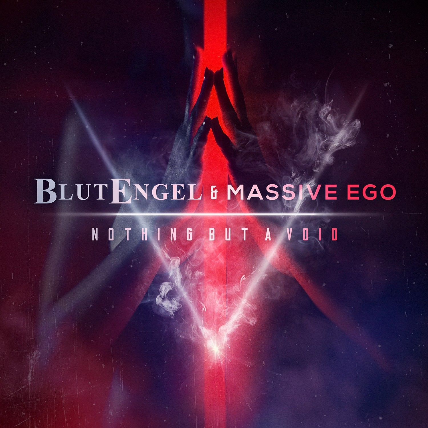 Blutengel & Massive Ego - Nothing But A Void (Limited Edition) - MaxiCD
