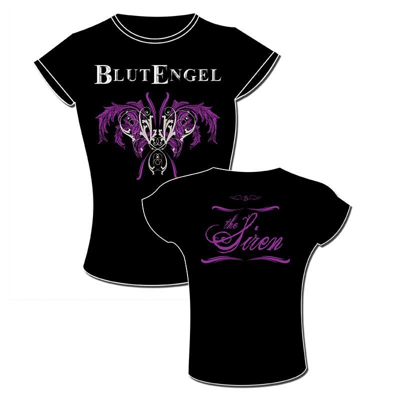 Blutengel - The Siren - Girlie - Girlie Shirt