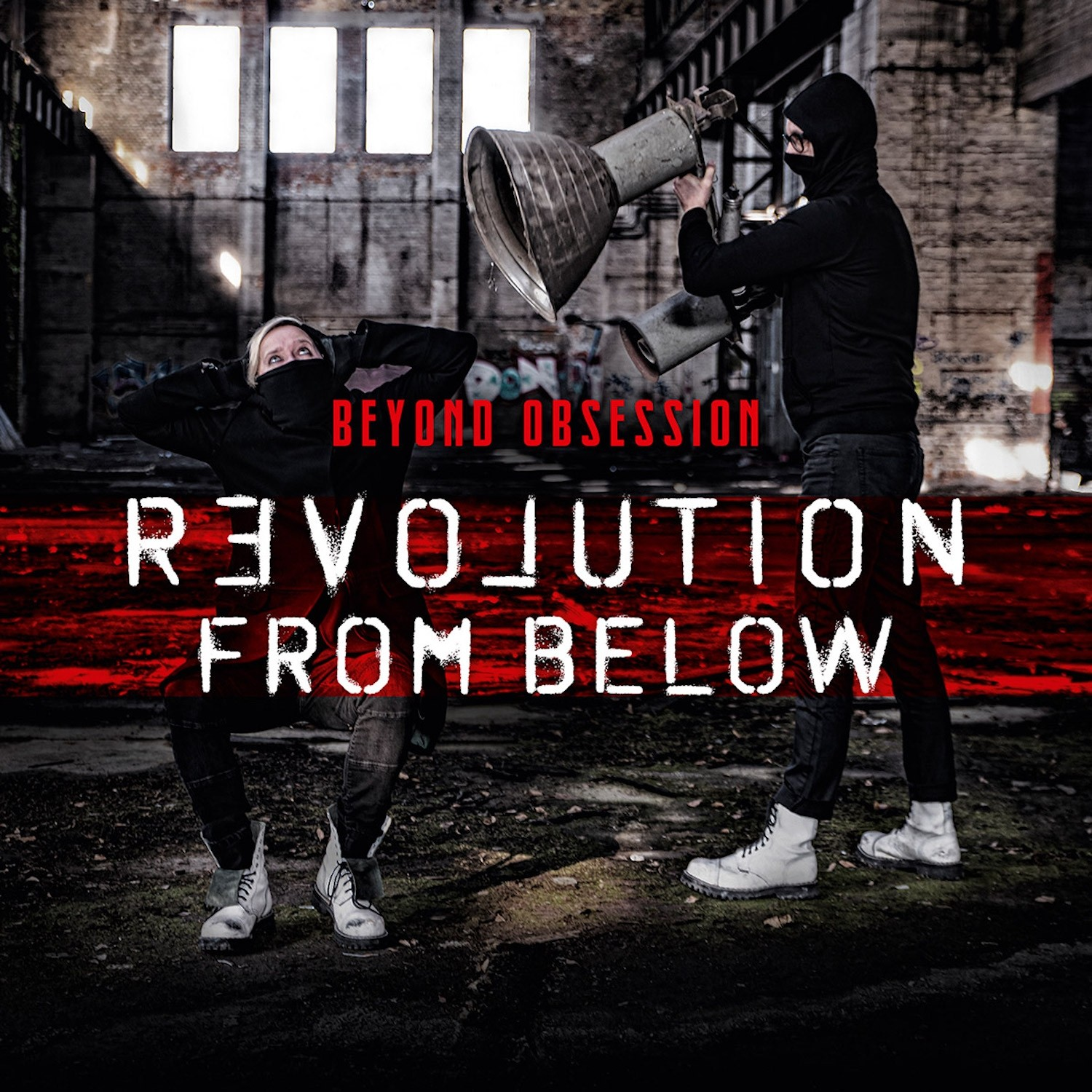 Beyond Obsession - Revolution From Below - CD
