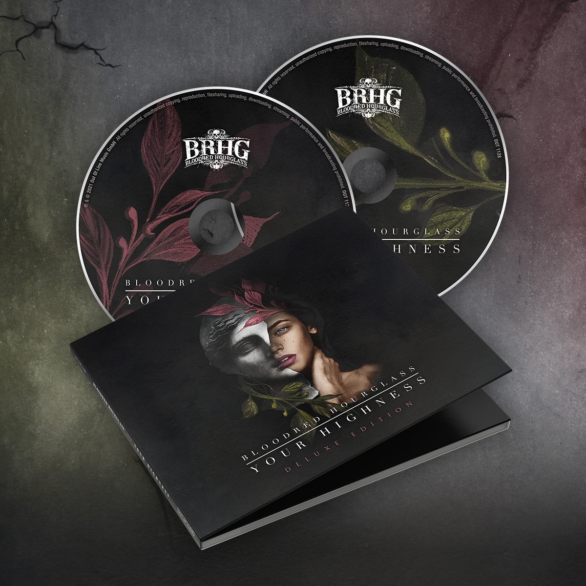 Bloodred Hourglass - Your Highness (Deluxe Editon) - 2CD
