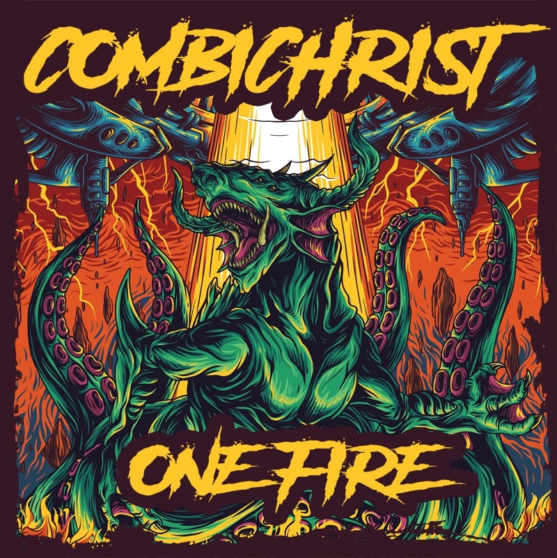 Combichrist - One Fire (Deluxe Edition) - 2CD