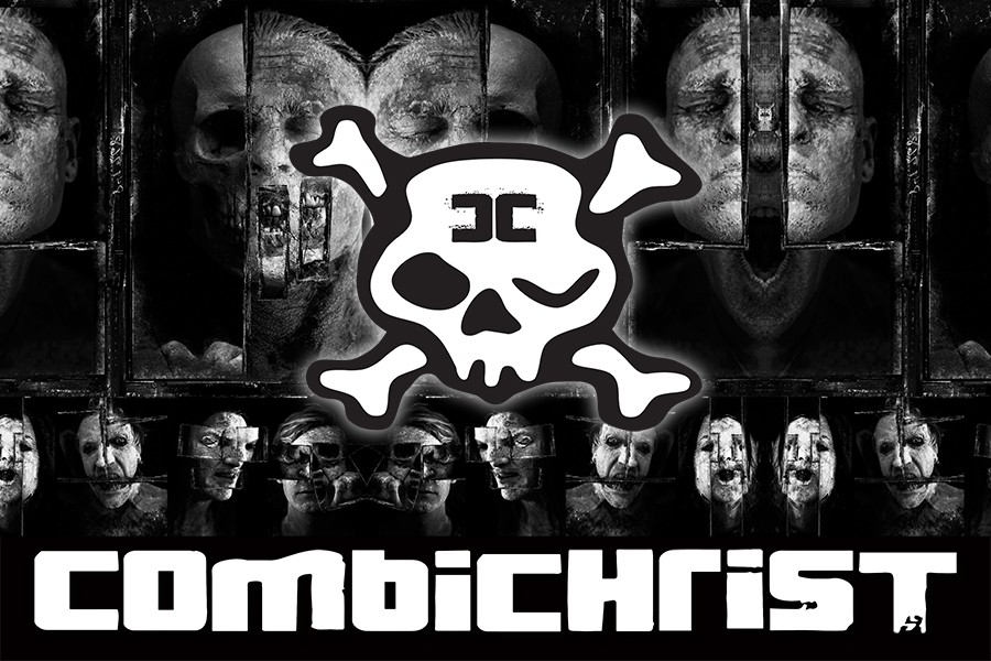 Combichrist - Industrial Cult - Flagge - Flag