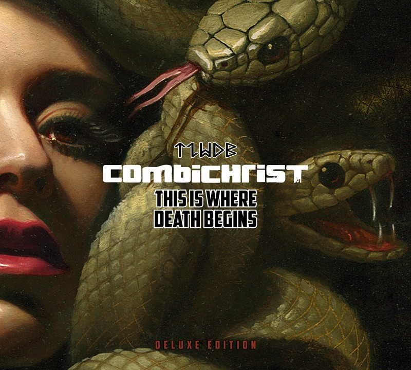 Combichrist - This Is Where Death Begins - digi 2CD  (B-Ware!)