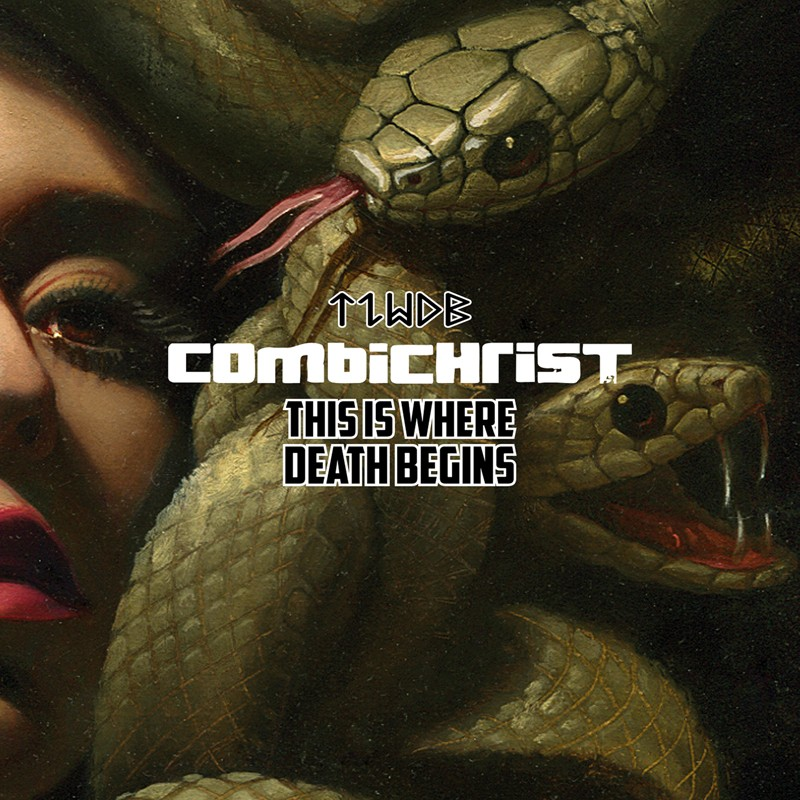 Combichrist - This Is Where Death Begins - CD