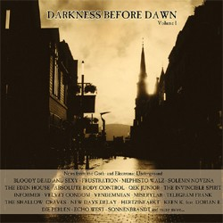 V.A. - Darkness before Dawn - 2CD