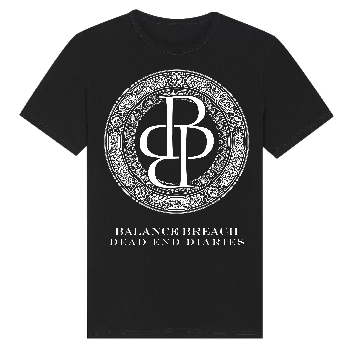 Balance Breach - Dead End Diaries - T-Shirt