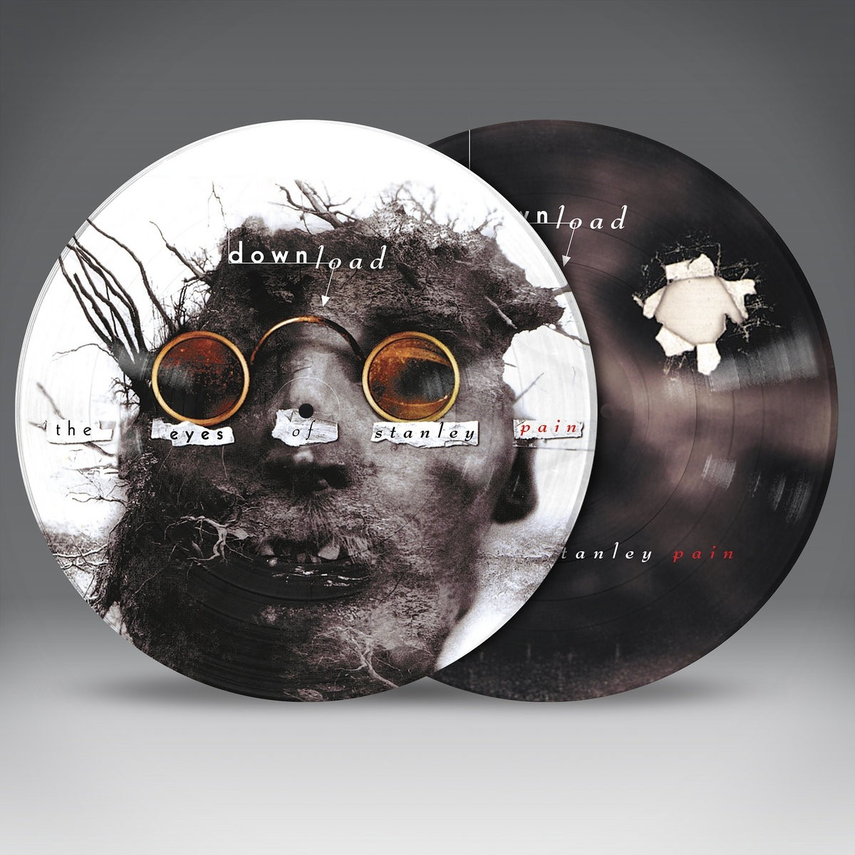 Download - The Eyes of Stanley Pain (Limited Edition) - 2 Picture Vinyl/LP