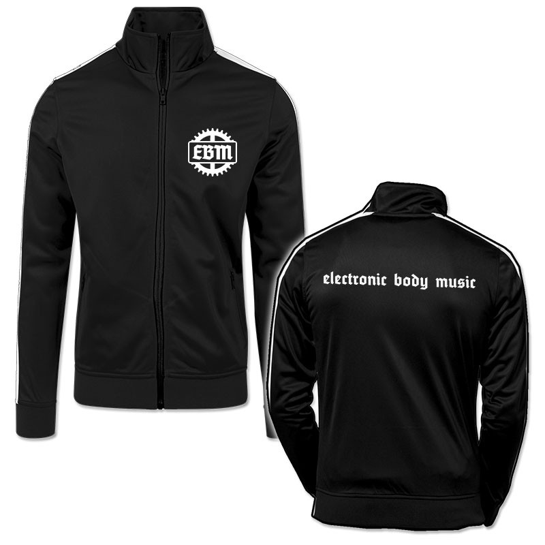 EBM - Logo - Trainingsjacke/Track Jacket