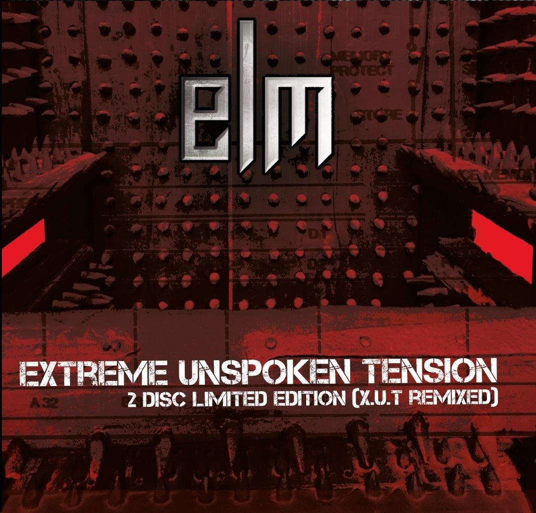 Elm - Extreme Unspoken Tension (limited Edition) - 2CD